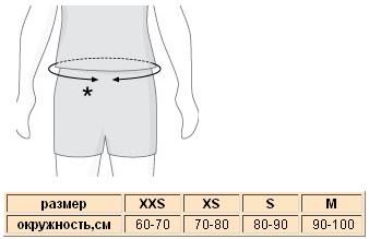 Корректор осанки (реклинатор ортопедический) Dorso Carreza Posture, 50R49